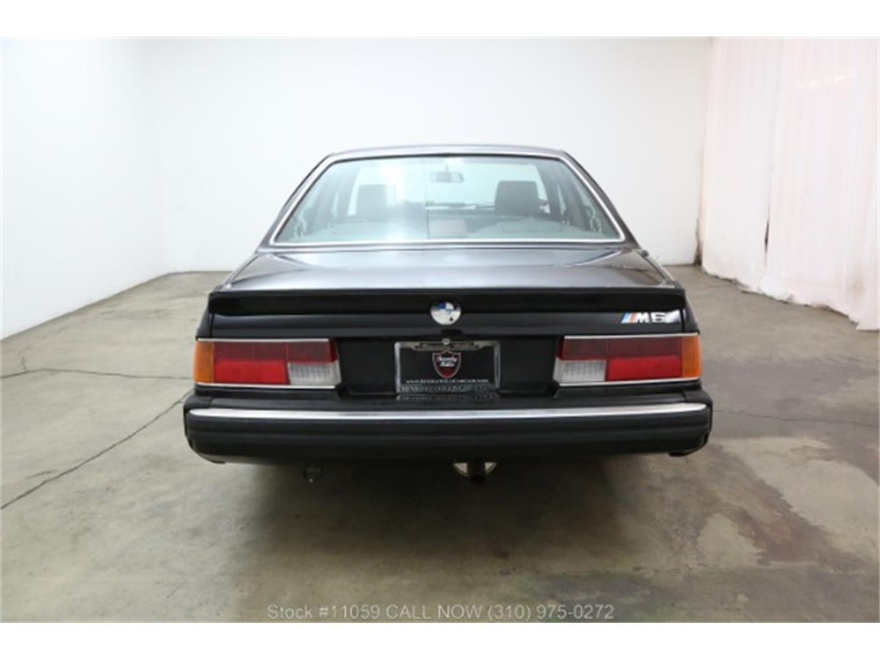 Large Picture of '88 M6 - QIDT