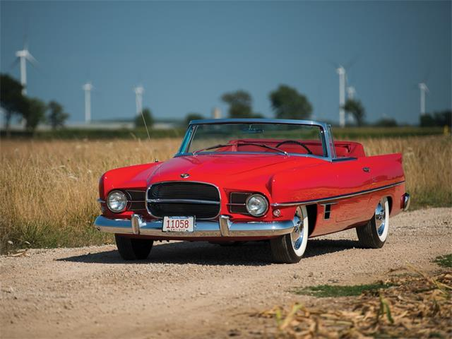 Picture of '57 Convertible - QIDY