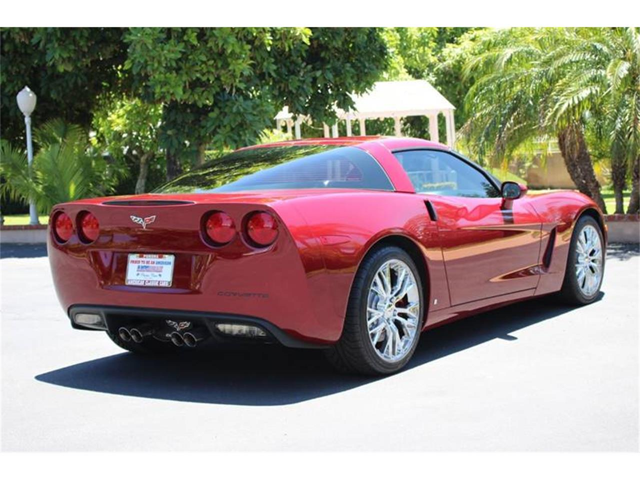Large Picture of '07 Corvette - QIE5