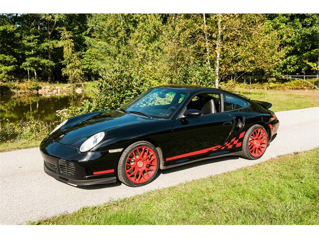 Picture of 2002 911 Turbo Offered by  - QIE6