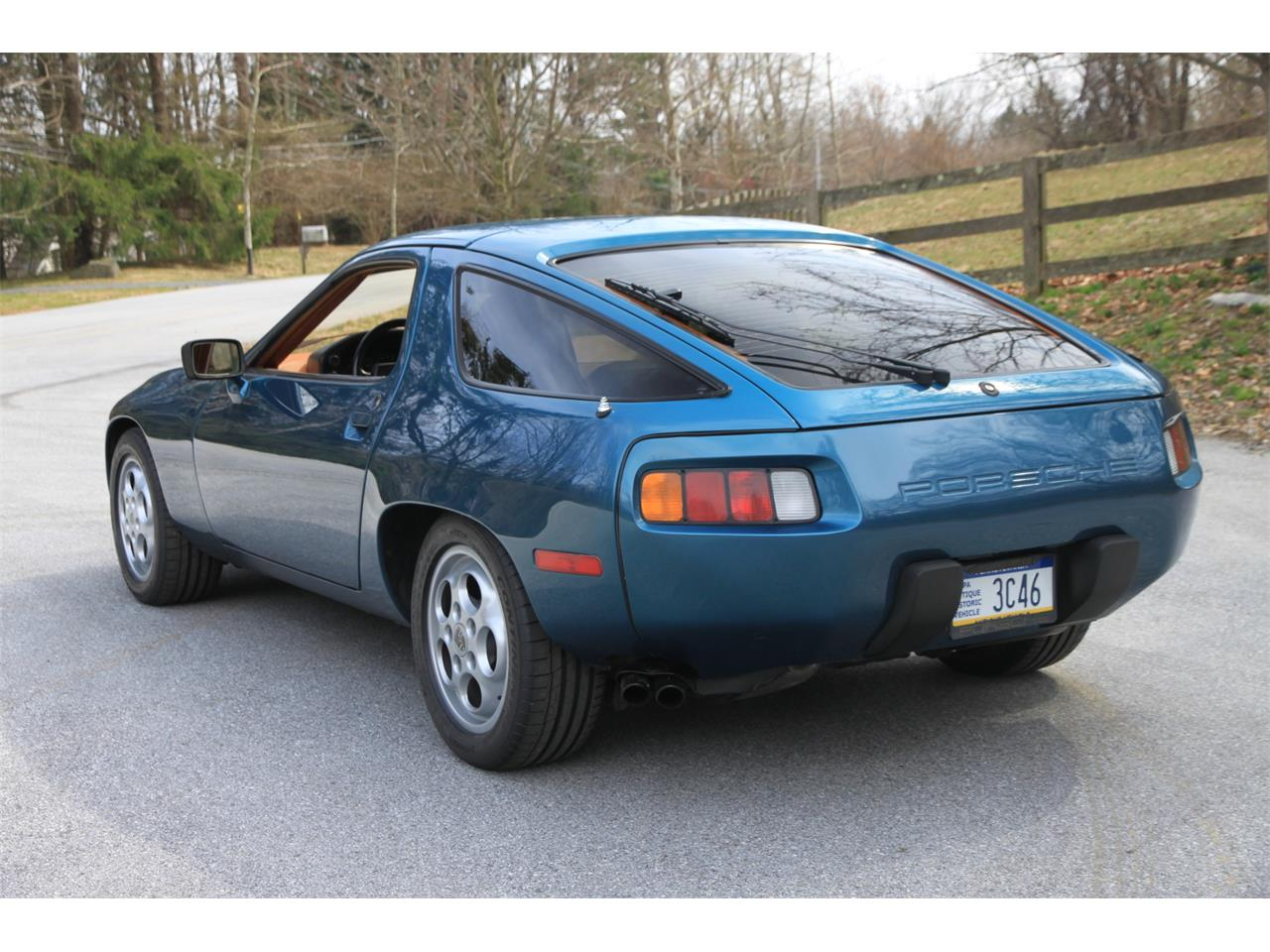 Large Picture of '79 Porsche 928 located in Pennsylvania Offered by Bring A Trailer - QIE8