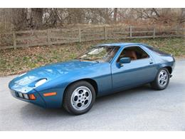 Picture of 1979 Porsche 928 located in Pennsylvania Auction Vehicle Offered by Bring A Trailer - QIE8
