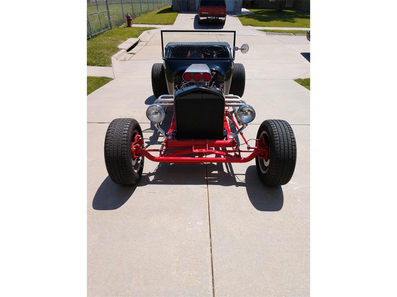Large Picture of '23 T Bucket - QD4L