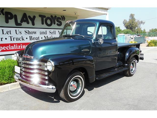 Picture of 1953 Chevrolet 3100 Offered by  - QDLU