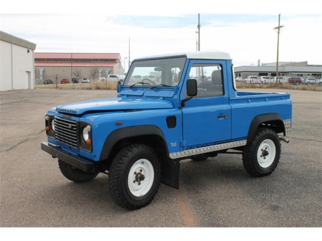 Picture of '91 Defender Auction Vehicle - QIEC