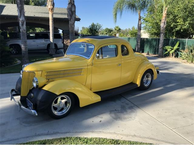 Picture of '36 5-Window Coupe - QIEI