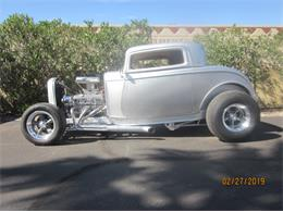 Picture of Classic '32 3-Window Coupe Auction Vehicle Offered by Motorsport Auction Group - QIEN