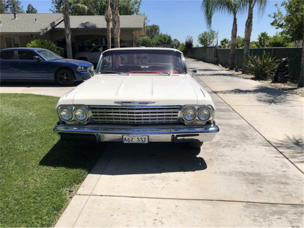Large Picture of 1962 Impala SS Auction Vehicle - QIEP