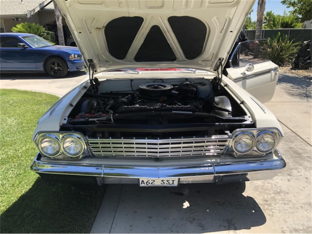 Large Picture of Classic 1962 Impala SS Auction Vehicle Offered by Motorsport Auction Group 797664 - QIEP