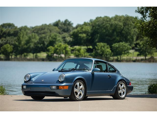 Picture of 1990 Porsche 911 Carrera Offered by  - QIEQ