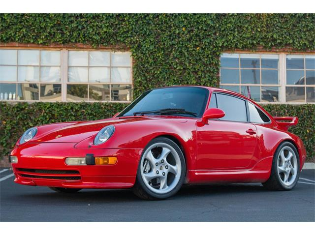Picture of '96 911 Carrera Auction Vehicle Offered by  - QIF8