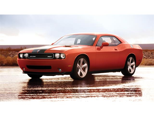 Picture of 2008 Challenger SRT8 located in Minnesota - QDLZ