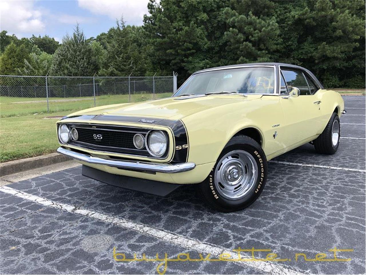 Large Picture of Classic 1967 Camaro located in Atlanta Georgia - $31,999.00 - QIG0
