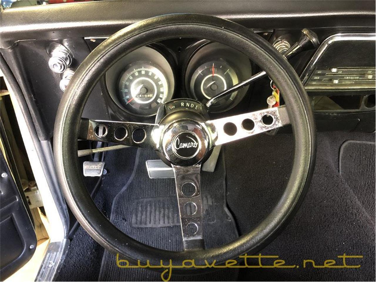 Large Picture of '67 Chevrolet Camaro - $31,999.00 Offered by Buyavette - QIG0