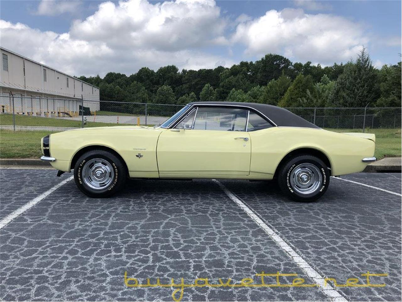 Large Picture of 1967 Camaro located in Georgia Offered by Buyavette - QIG0
