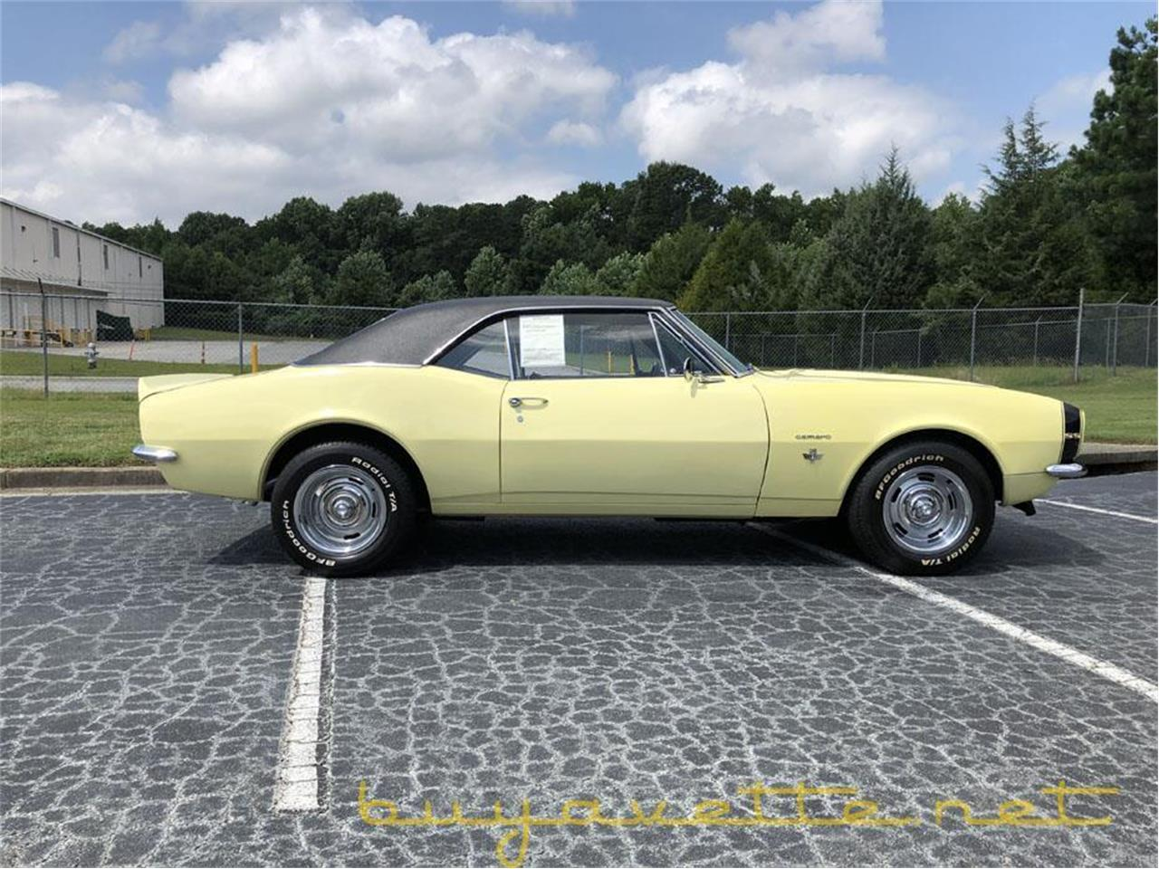 Large Picture of 1967 Chevrolet Camaro - $31,999.00 Offered by Buyavette - QIG0