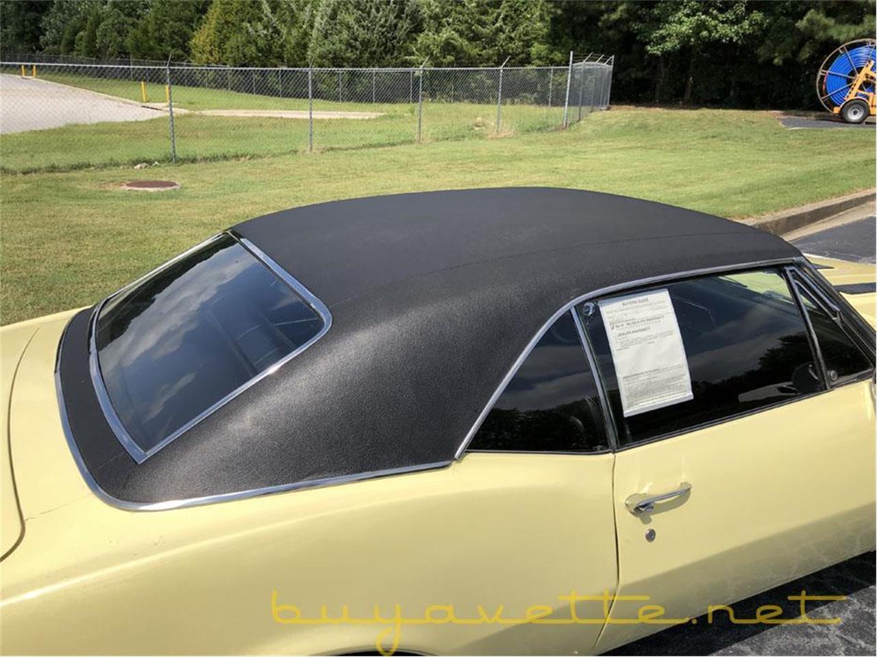 Large Picture of Classic '67 Chevrolet Camaro - QIG0