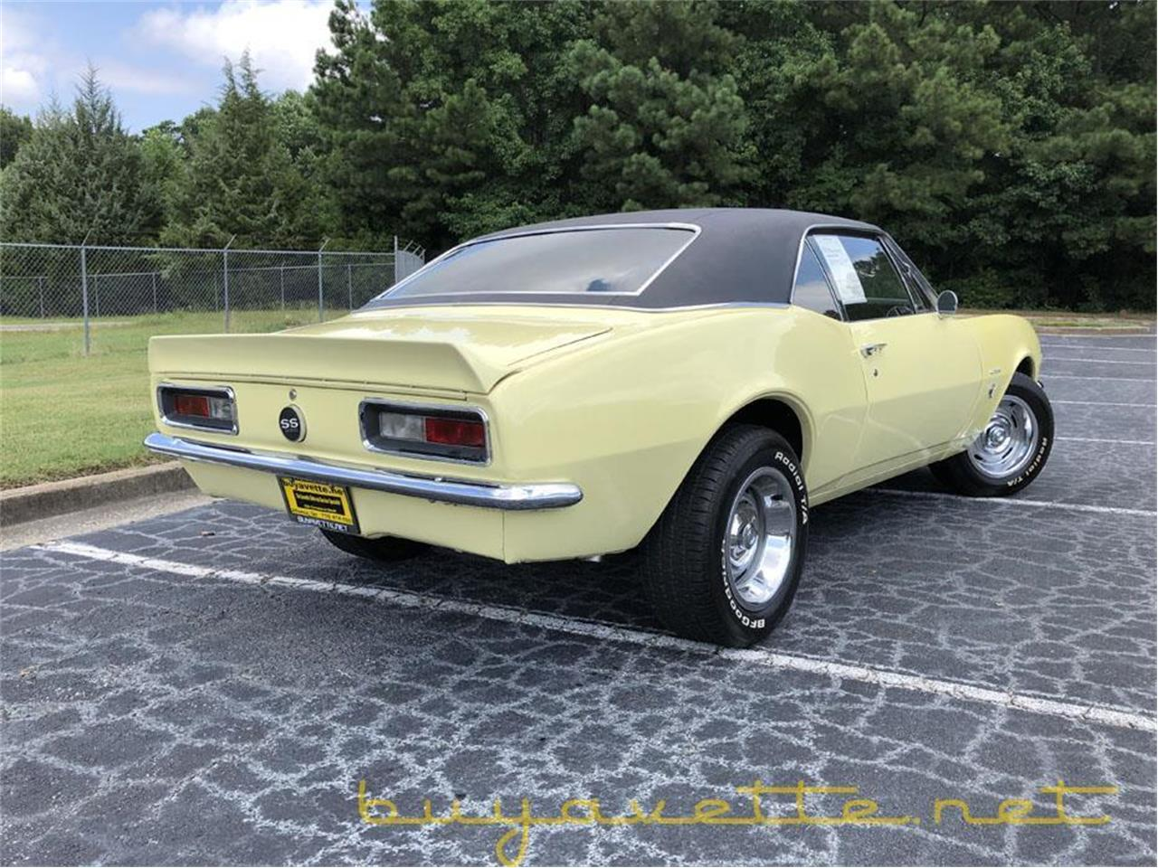 Large Picture of Classic 1967 Chevrolet Camaro - $31,999.00 Offered by Buyavette - QIG0