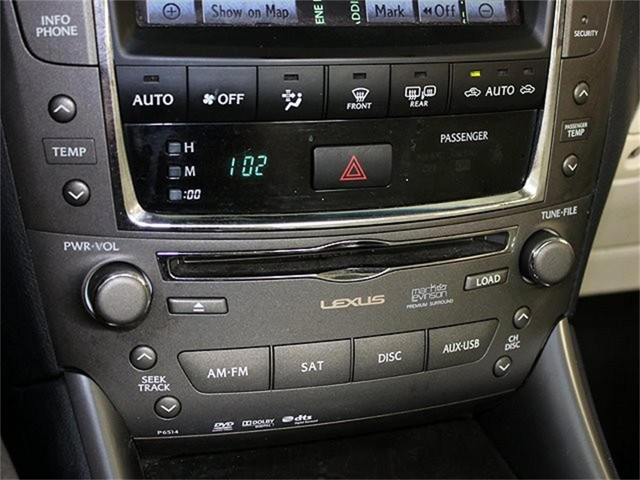 Large Picture of 2010 Lexus IS350 - $15,990.00 - QIG4