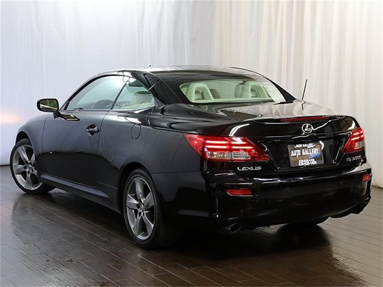 Large Picture of 2010 Lexus IS350 located in Addison Illinois - $15,990.00 Offered by Auto Gallery Chicago - QIG4