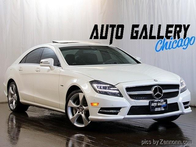 Picture of '12 CLS-Class - QIG8