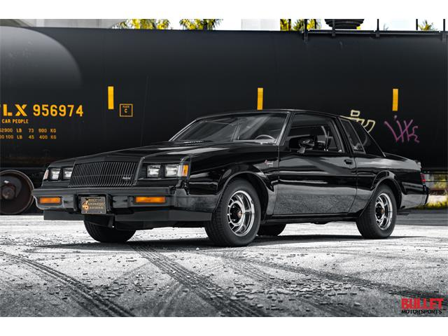 2016 Buick Grand National >> Classic Buick Grand National For Sale On Classiccars Com
