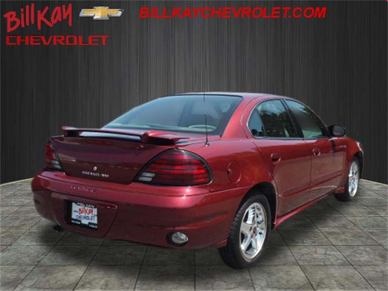 Large Picture of '03 Grand Am - QIGP