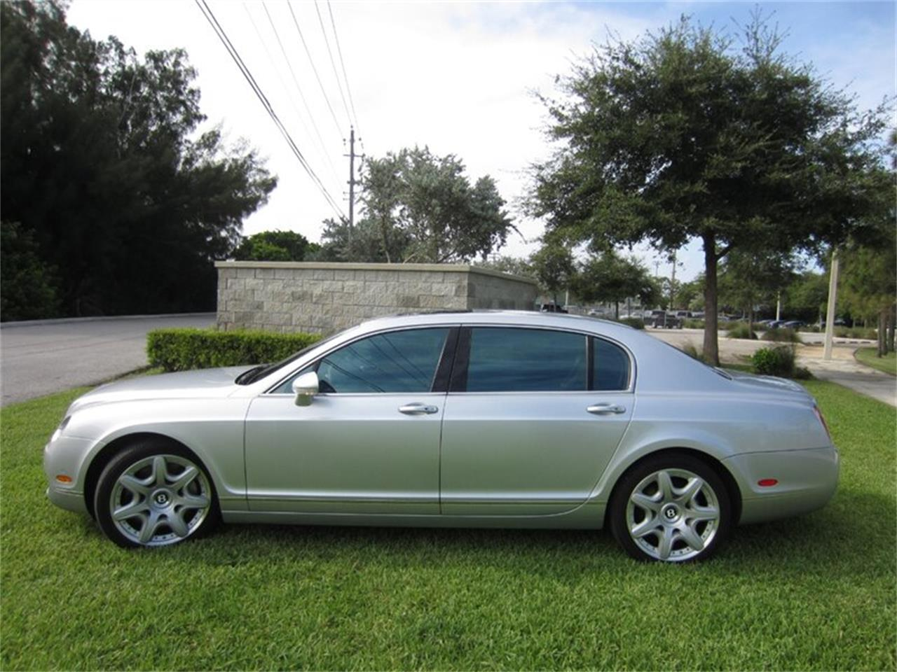 Large Picture of '06 Continental Flying Spur - QIGR