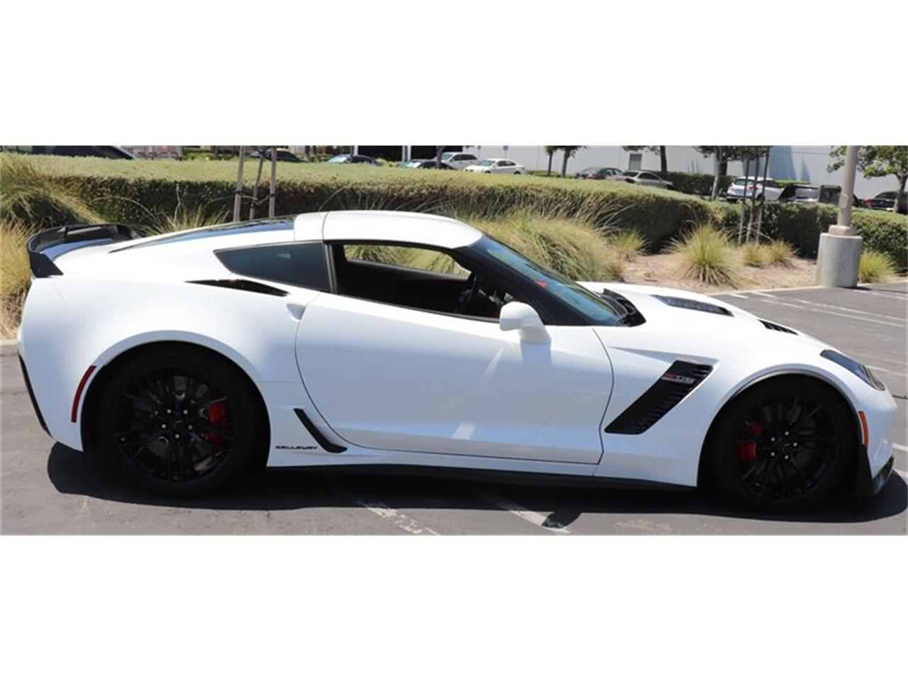 Large Picture of '17 Chevrolet Corvette Z06 located in Anaheim California - $98,900.00 Offered by West Coast Corvettes - QIGW