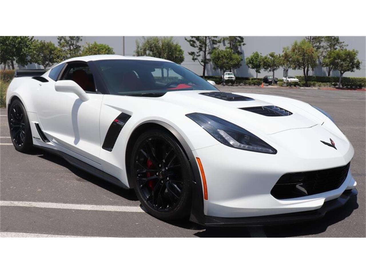 Large Picture of '17 Corvette Z06 located in Anaheim California - QIGW