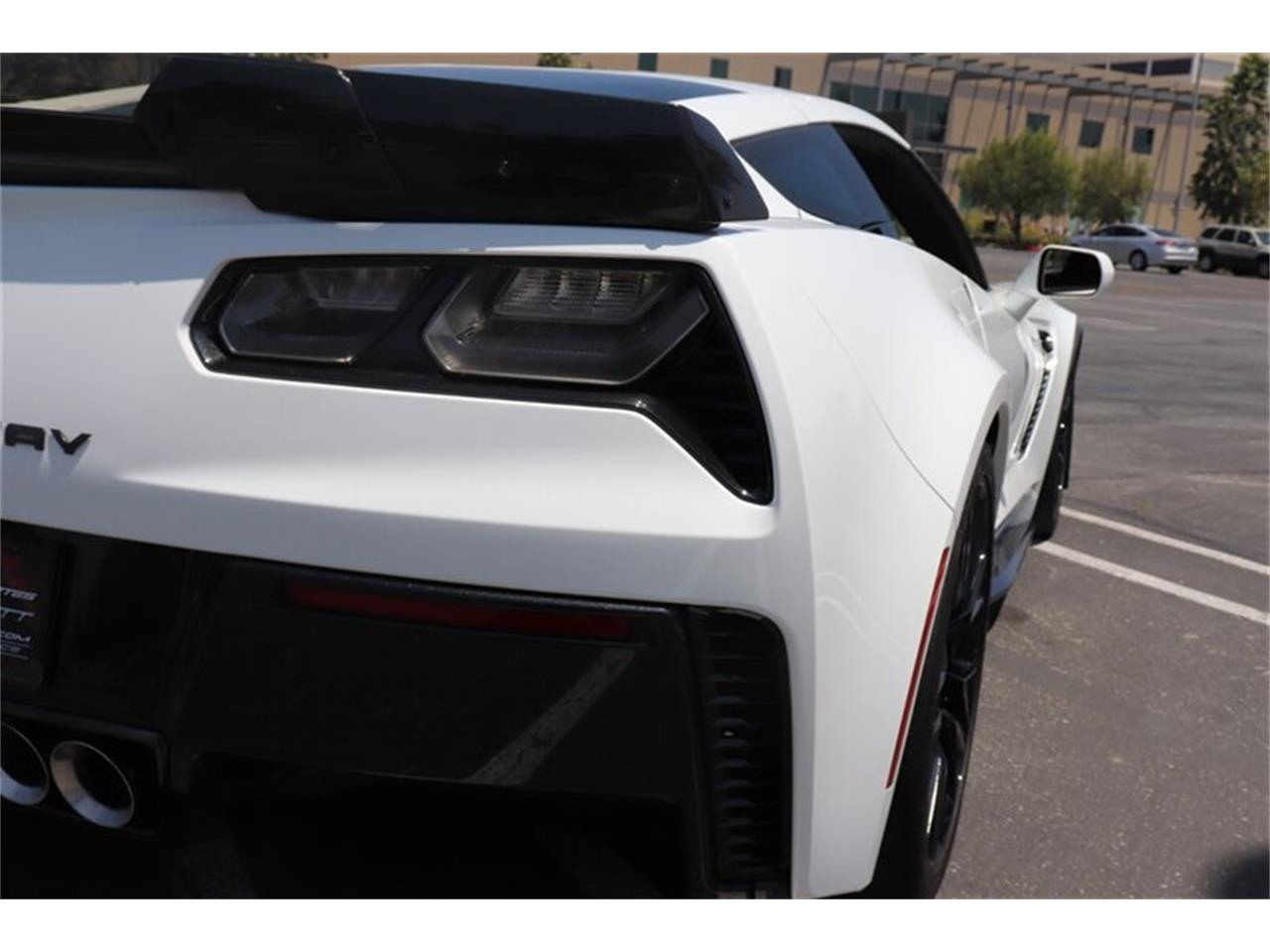 Large Picture of '17 Chevrolet Corvette Z06 Offered by West Coast Corvettes - QIGW