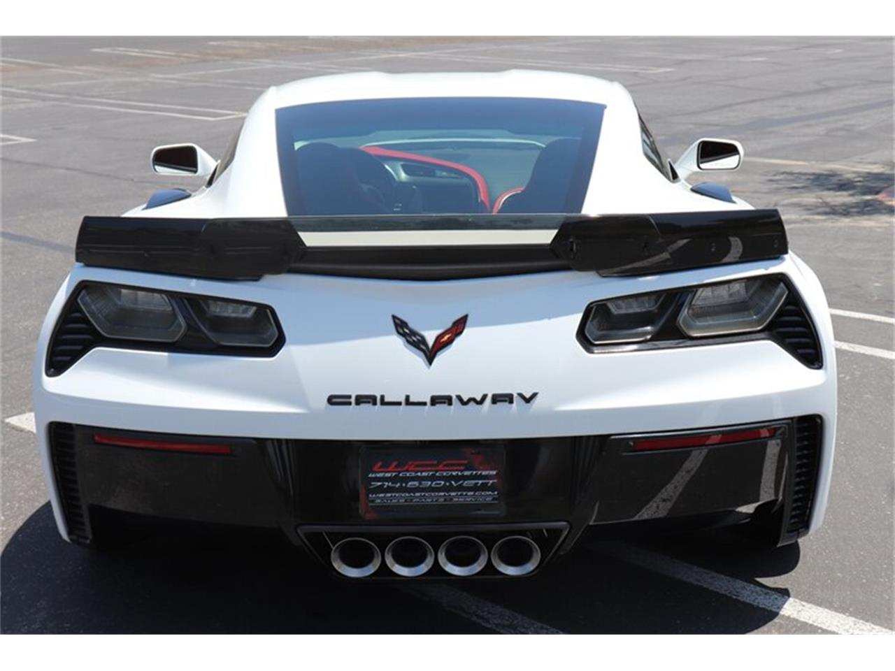 Large Picture of 2017 Corvette Z06 located in Anaheim California - $98,900.00 - QIGW