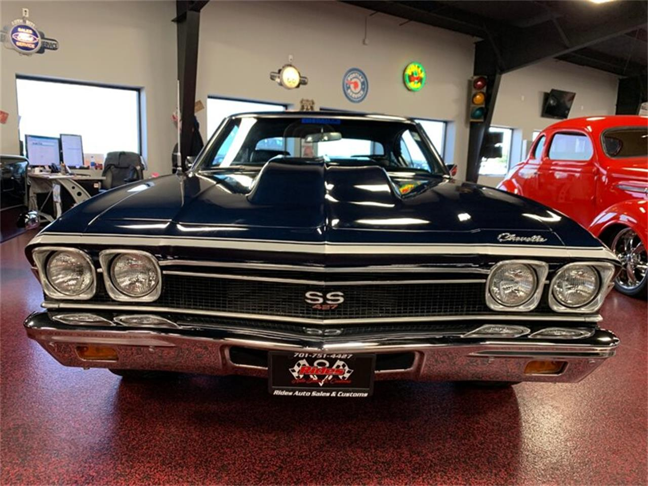 Large Picture of '68 Chevelle - QIH2