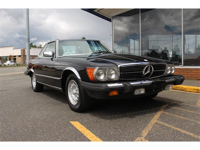 Picture of '81 380SL - QDM9
