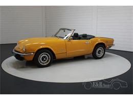Picture of 1974 Triumph Spitfire located in Noord-Brabant Offered by E & R Classics - QIIQ