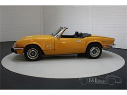 Picture of 1974 Triumph Spitfire located in Noord-Brabant - QIIQ