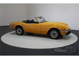 Picture of 1974 Triumph Spitfire located in Waalwijk Noord-Brabant - QIIQ