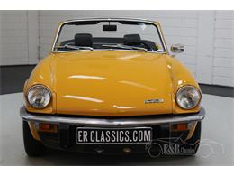 Picture of '74 Triumph Spitfire located in Noord-Brabant - $16,850.00 - QIIQ