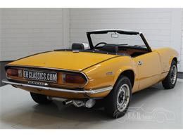Picture of 1974 Triumph Spitfire Offered by E & R Classics - QIIQ
