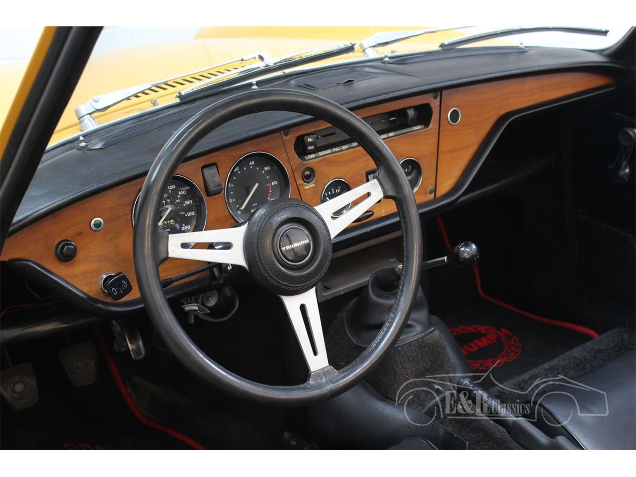 Large Picture of '74 Triumph Spitfire located in Waalwijk Noord-Brabant Offered by E & R Classics - QIIQ