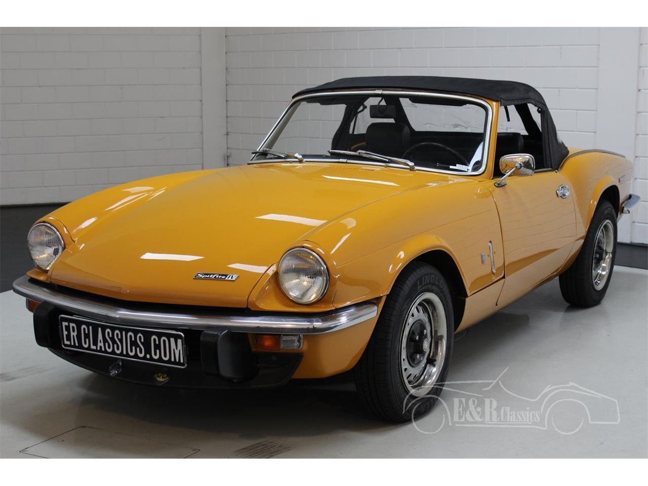 Large Picture of 1974 Triumph Spitfire Offered by E & R Classics - QIIQ