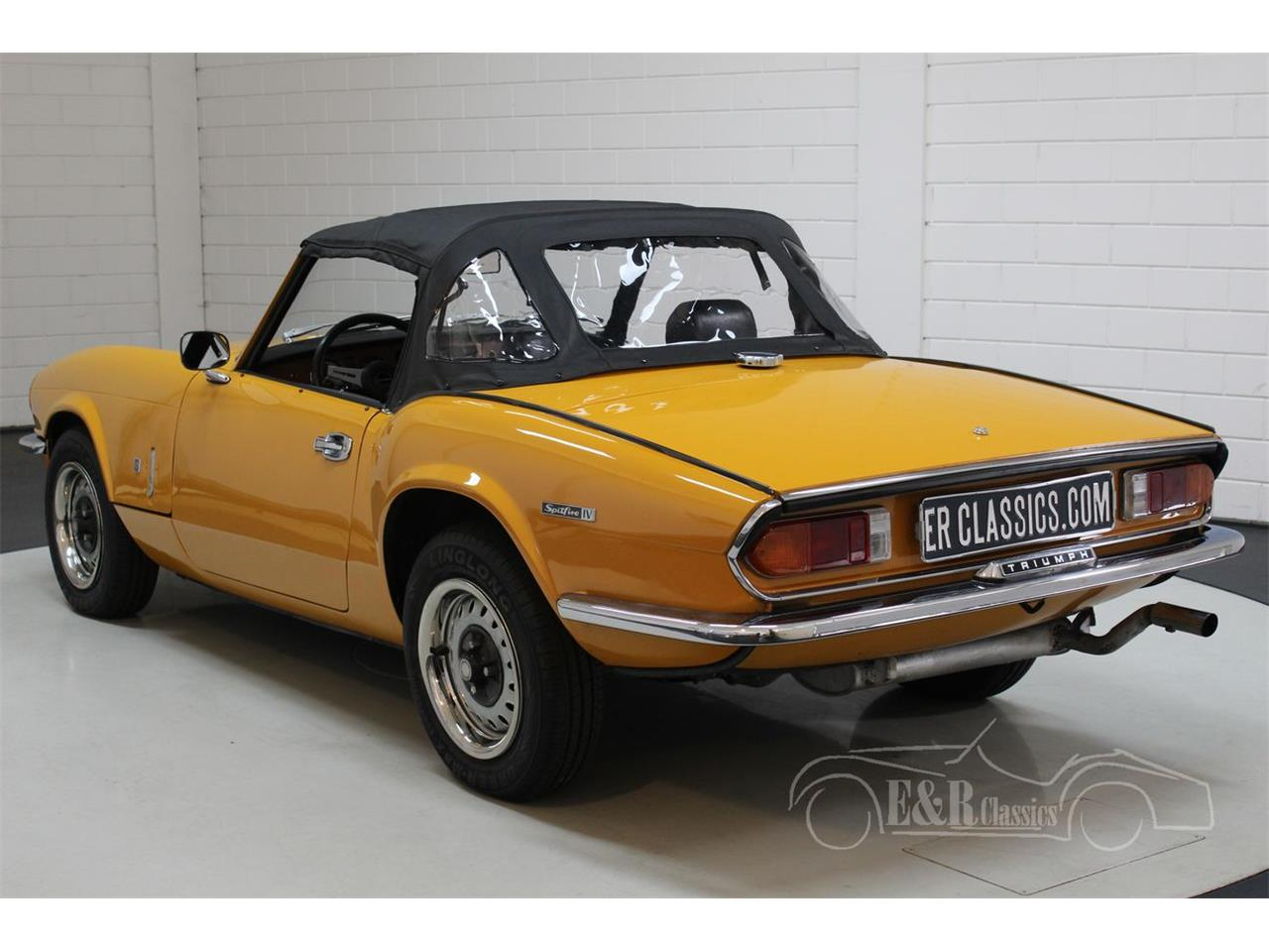Large Picture of 1974 Spitfire located in Waalwijk Noord-Brabant Offered by E & R Classics - QIIQ