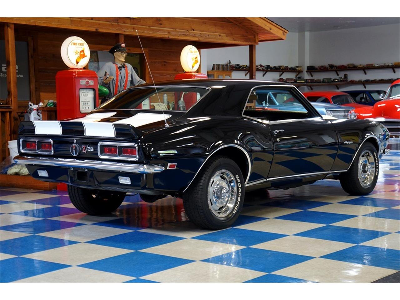 Large Picture of Classic '68 Camaro located in New Braunfels Texas - $59,900.00 Offered by A&E Classic Cars - QIIZ