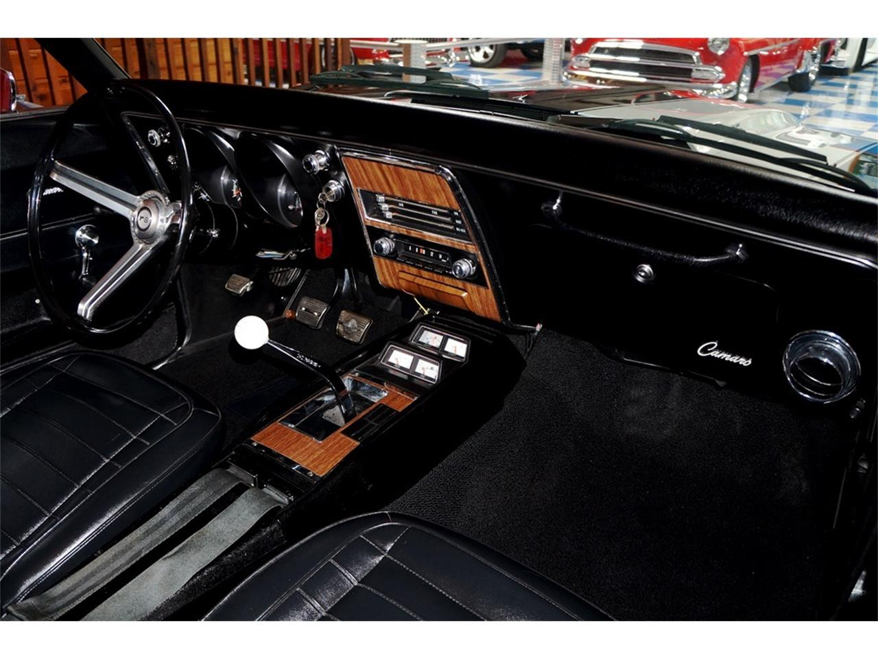 Large Picture of Classic '68 Chevrolet Camaro Offered by A&E Classic Cars - QIIZ