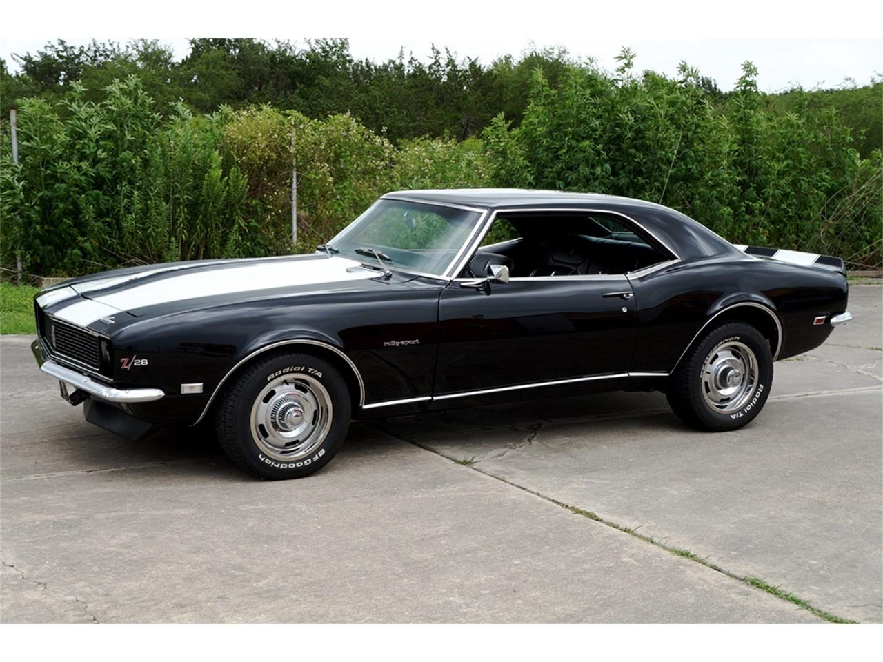Large Picture of Classic '68 Chevrolet Camaro - $59,900.00 Offered by A&E Classic Cars - QIIZ