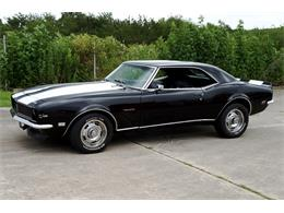 Picture of 1968 Camaro located in New Braunfels Texas - QIIZ