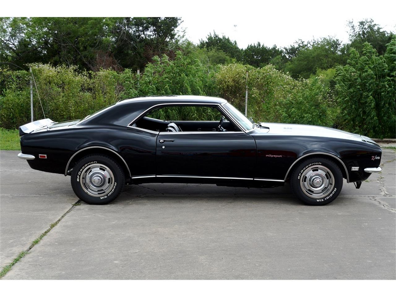 Large Picture of Classic 1968 Camaro located in New Braunfels Texas - $59,900.00 - QIIZ