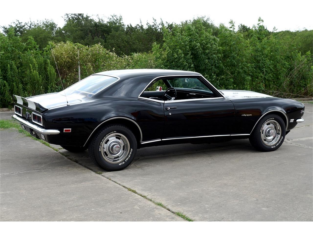 Large Picture of Classic 1968 Chevrolet Camaro located in Texas - $59,900.00 Offered by A&E Classic Cars - QIIZ