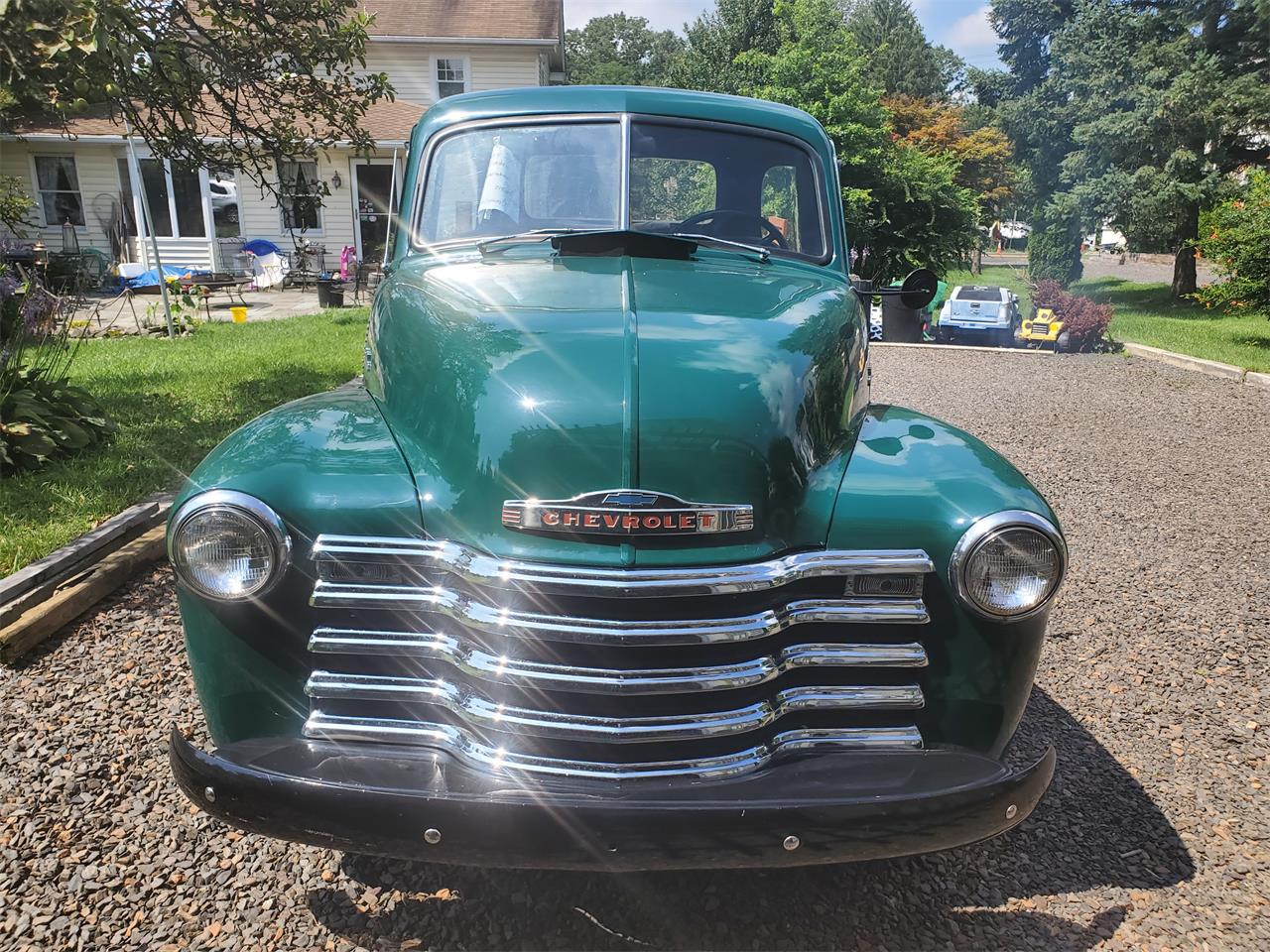 Large Picture of '53 Chevrolet 3100 located in Hulmeville Pennsylvania - QIJ5