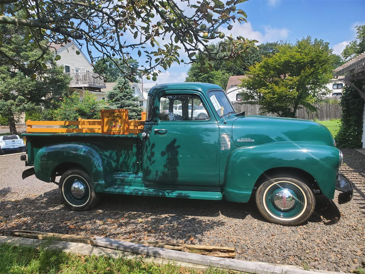 Large Picture of Classic '53 Chevrolet 3100 - QIJ5